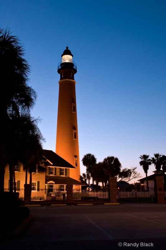Ponce Inlet Lighthouse - ID: 10167867 © Randy Black