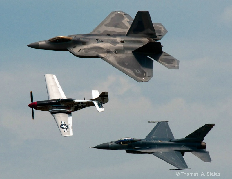 air force show  9 of 15  - ID: 10170112 © Thomas  A. Statas