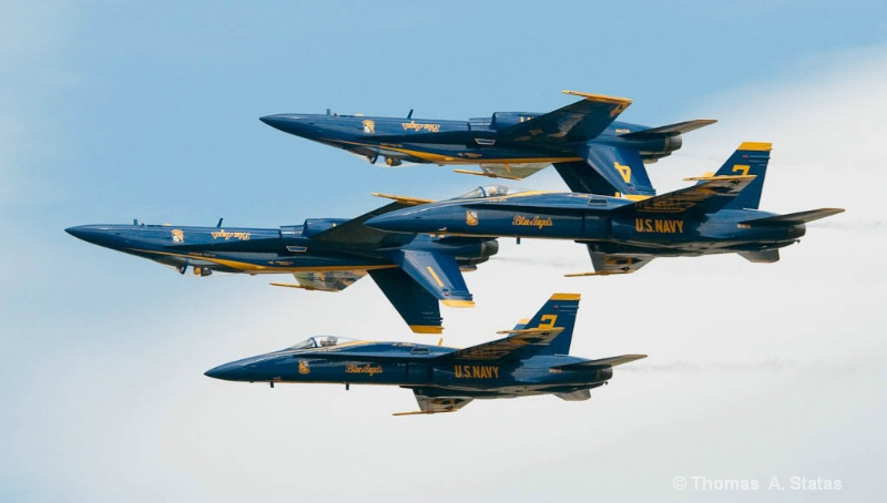 air force show  13 of 15  - ID: 10170116 © Thomas  A. Statas
