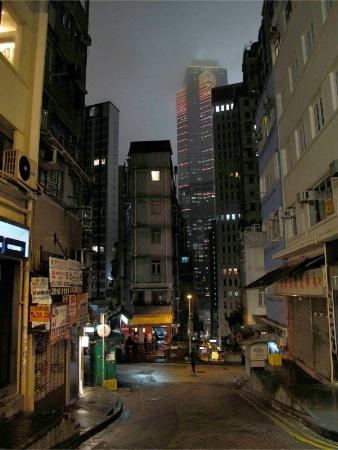 Late night - Hong Kong