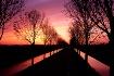 Holland road at d...