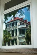 Charleston House Reflected