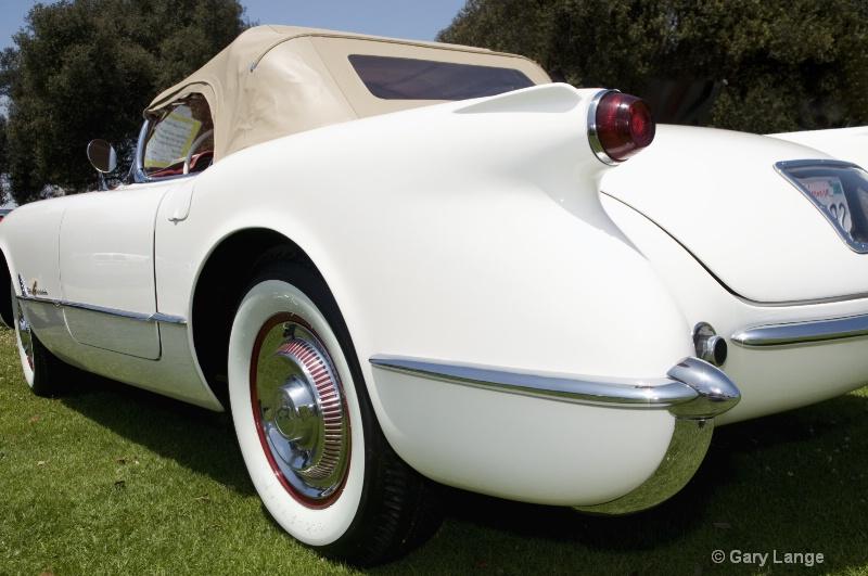 1955 Corvette Convertable