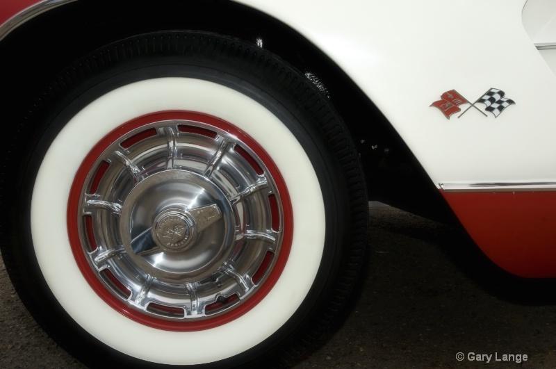 1960 Corvette Convertable