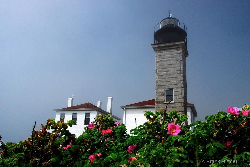 Jamestown Lighthouse - ID: 10246472 © Frank Binder