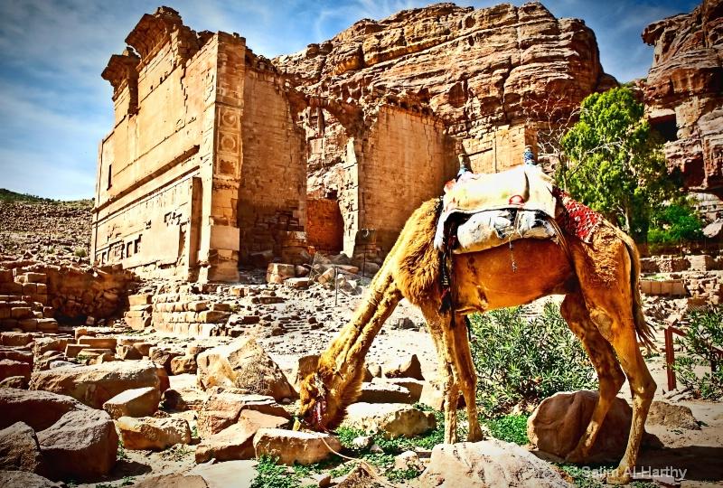 Jordan - Petra - Princess Mansion