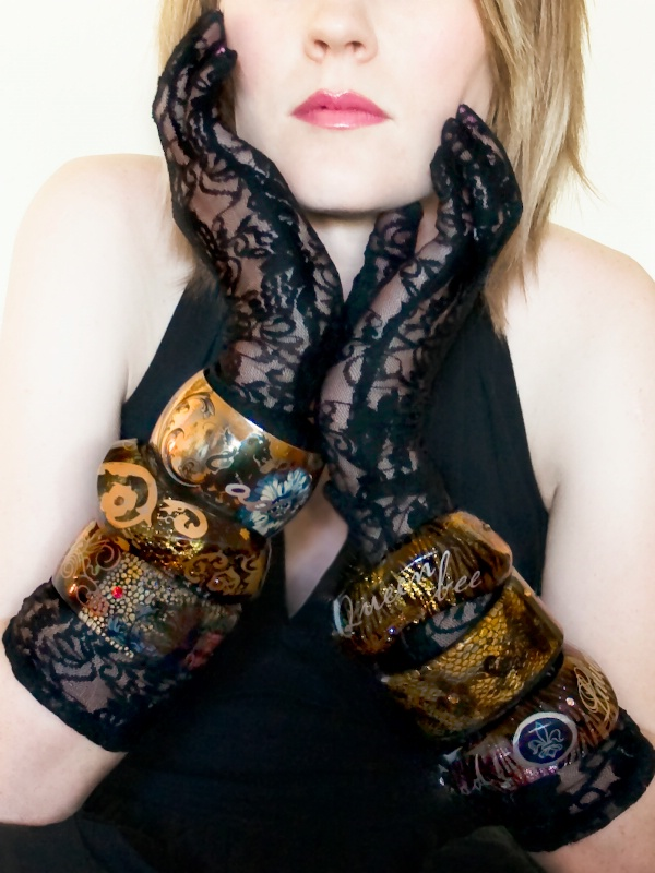 Bangles and Lace