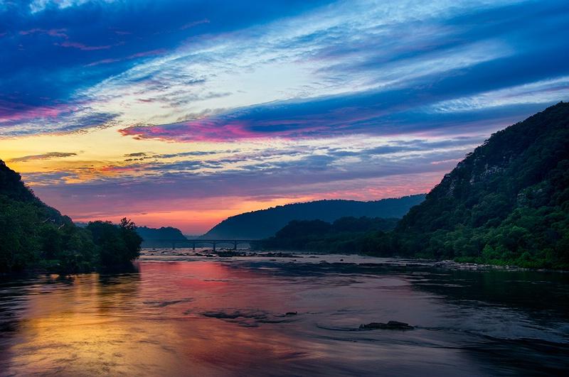 Harper's Ferry Sunrise