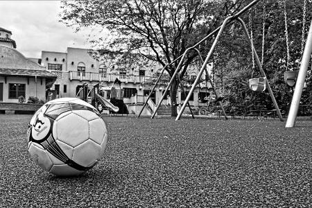 Lost Soccer Ball