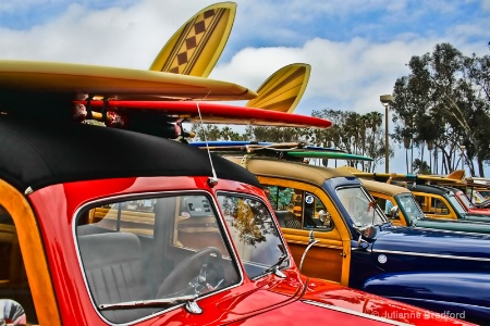 Woody's on Parade