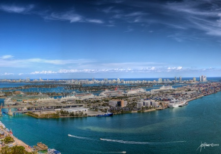 <B>Port of Miami I</b>