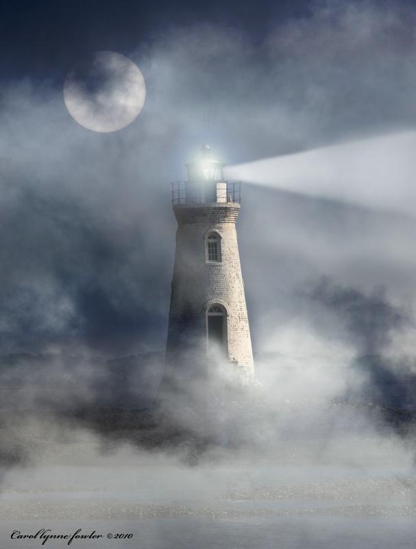 Moonlight on Cockspur
