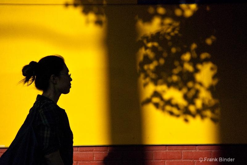 Shadow Girl - ID: 10328030 © Frank Binder