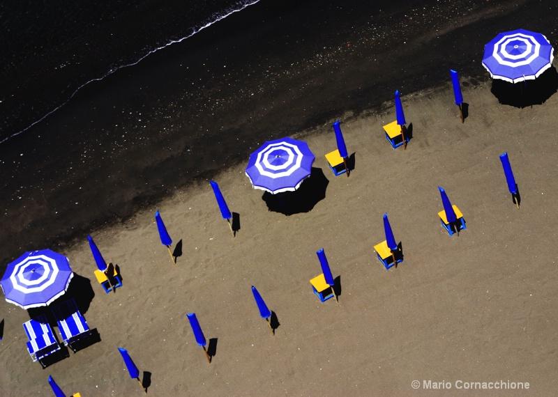 Sorrento Italy Beach