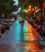 Pavement Rainbow