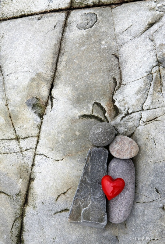 Love on the Rocks...