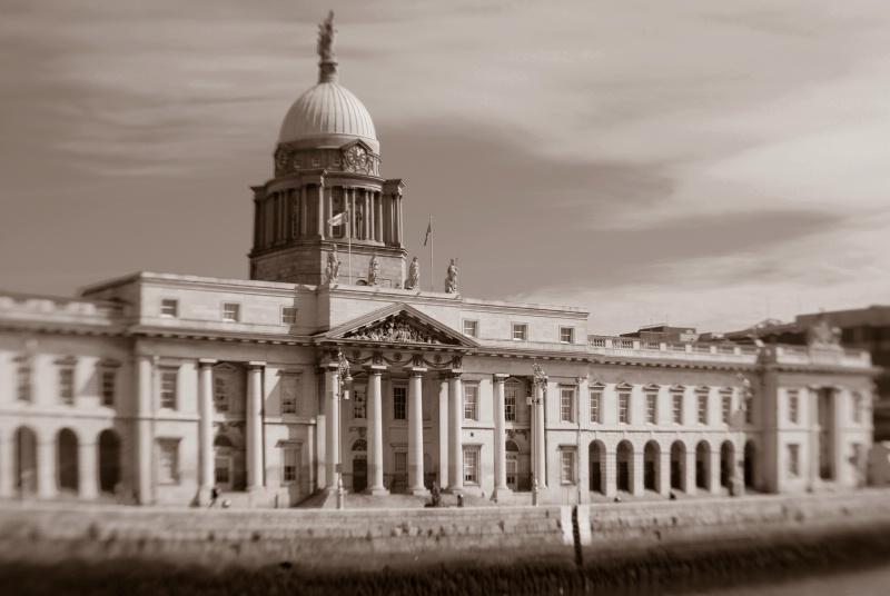 The Custom House, Dublin - ID: 10366451 © Nora Odendahl