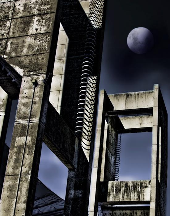 Haunting Moon