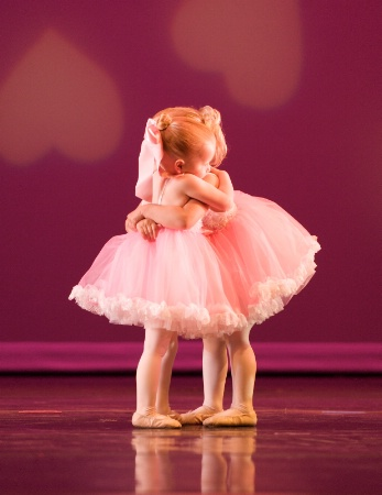 Tiny Ballerinas