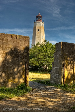 Sandy Hook (NJ) Lighthouse