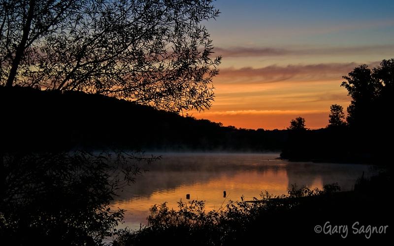 Chambers Lake Sunrise