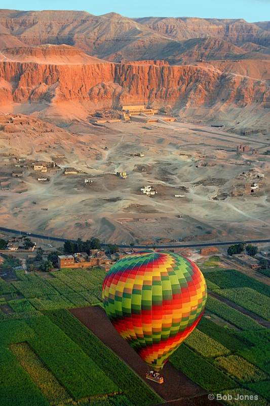 Sunrise Over Egypt