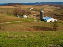 agriculture, barn, farm, farm house, farm land, fi