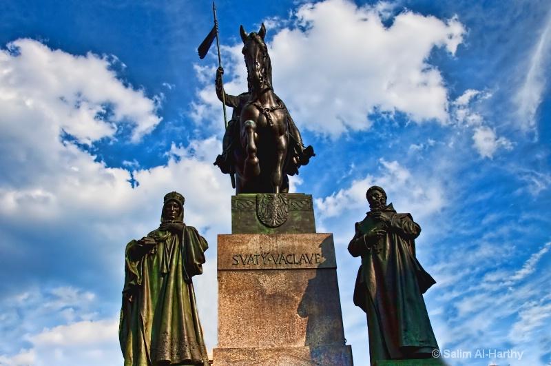 Statue of St. Wenceslas