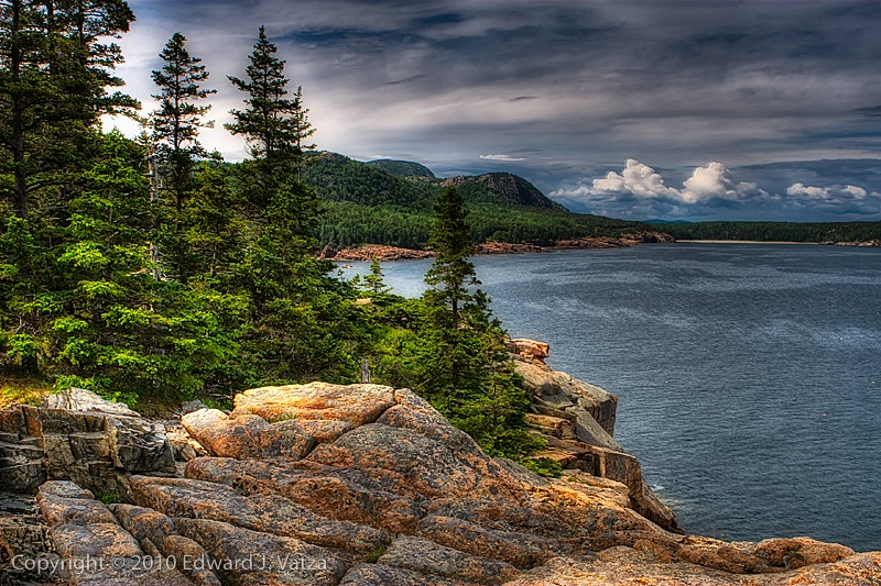 Acadia NP - View from Otter Cliffs