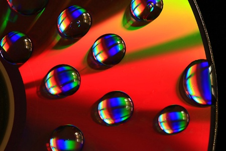 Disc Drops
