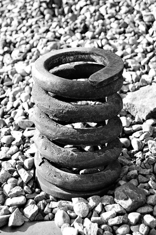 railroad spiral