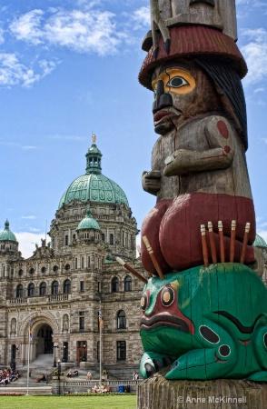 Legislature Totem