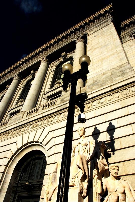 Federal Building; Providence - ID: 10446792 © Frank Binder
