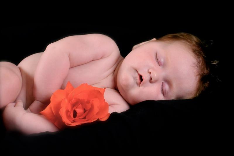 Sweet dreams baby girl....