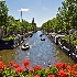 © Emile Abbott PhotoID # 10505799: Prinsengracht on typical Saturday
