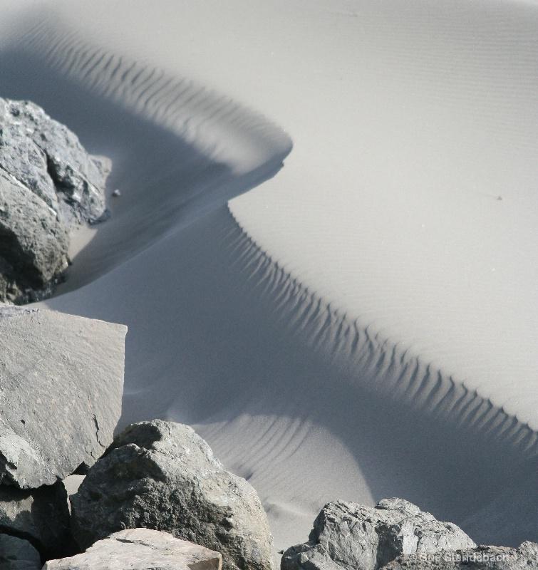 Complementary Curves, Oregon Coast - ID: 10510137 © Sue P. Stendebach