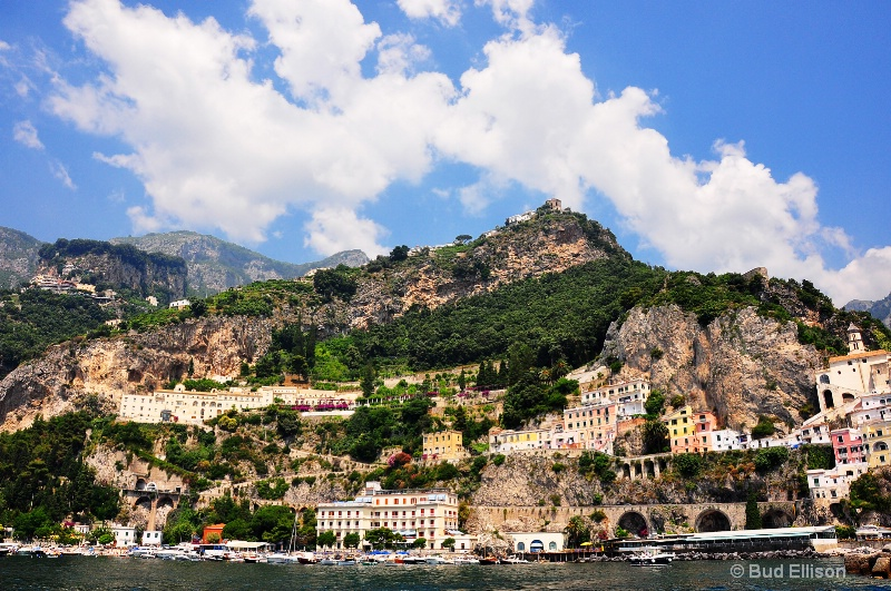 Postcard From Amalfi
