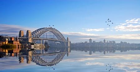 Sydney Reflections II