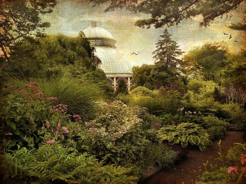 Victorian Spring