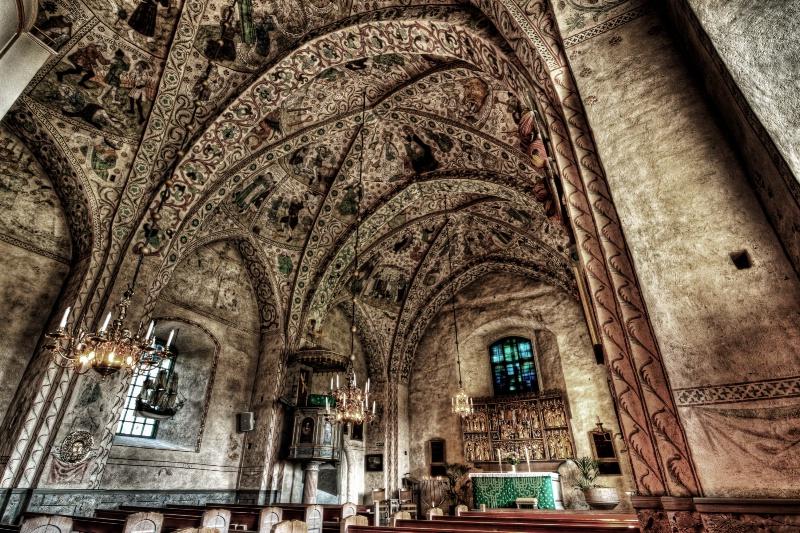 Taby Church