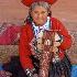 © gwen feasel PhotoID # 10644287: Peruvian Weaver Woman