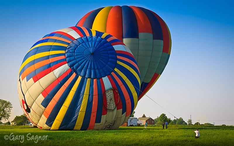 Balloons in Lancaster County Pa.