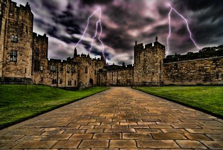 Storms over Hogwarts!