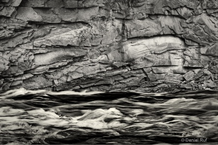 Amnicon River Wall Detail