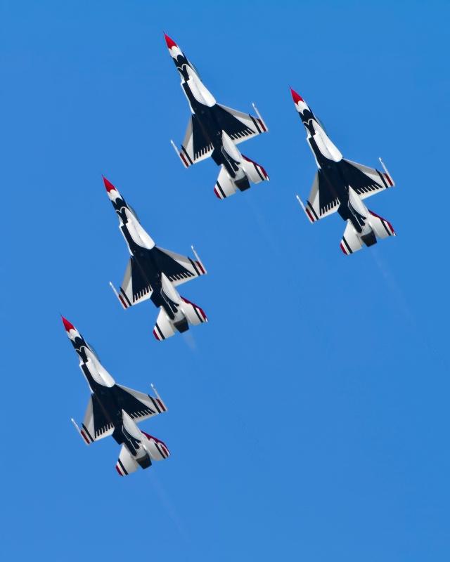 Thunderbirds X Four - ID: 10689315 © Jim Kinnunen