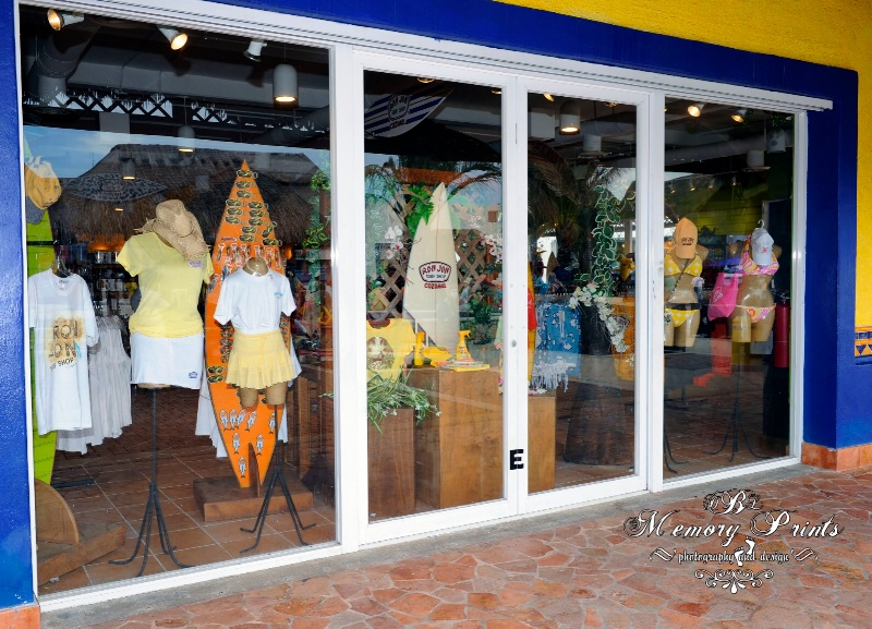 """Surf Shop"" - ID: 10696007 © Deborah L. Burgess"