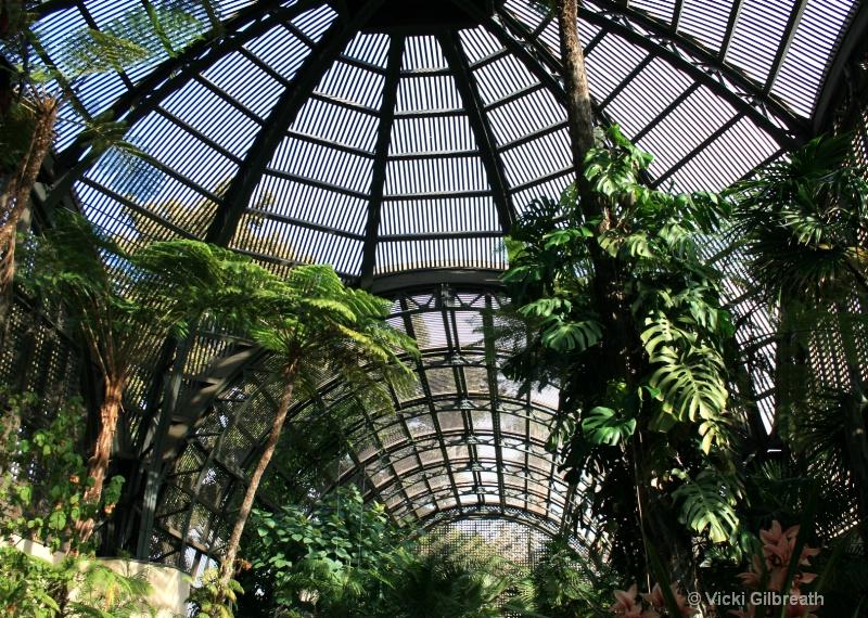 Balboa Park Botanical Building - San Diego - ID: 10700667 © Vicki Gilbreath