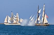 A Tallship Salute