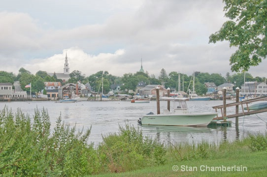 Warren River, Warren, RI - ID: 10717606 © Stan Chamberlain