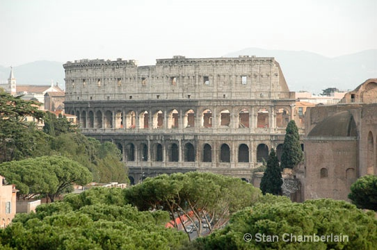 The Colosseum - ID: 10718084 © Stan Chamberlain